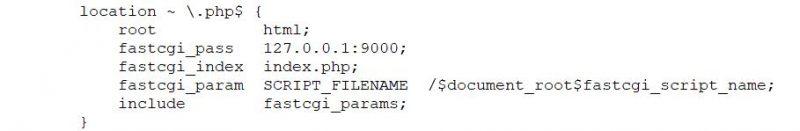 nginx配置文件,解析php,nginx无法访问php的解决方法——0基础linux安装web服务器8