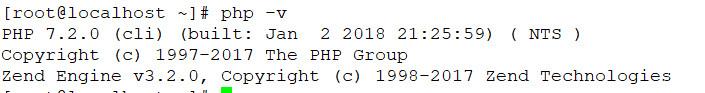 linux安装php7.0.27教程——0基础linux安装web服务器5