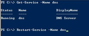 windows修改dns后,如何刷新dns,windows重启dns命令,powershell重启dns