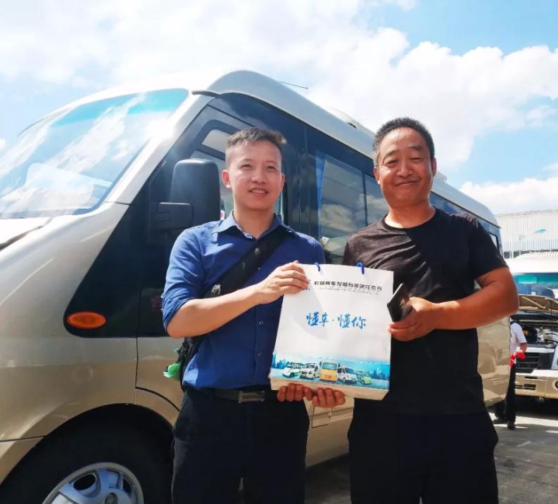 五菱河南村村通客车