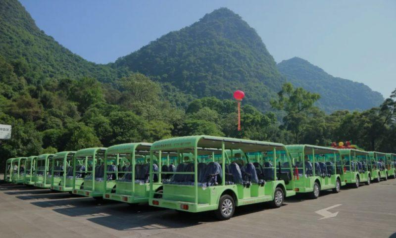 五菱新能源观光车可以上牌吗,五菱19座,11座,23座观光车价格,哪里有卖,五菱vv新能源观光车价格及图片