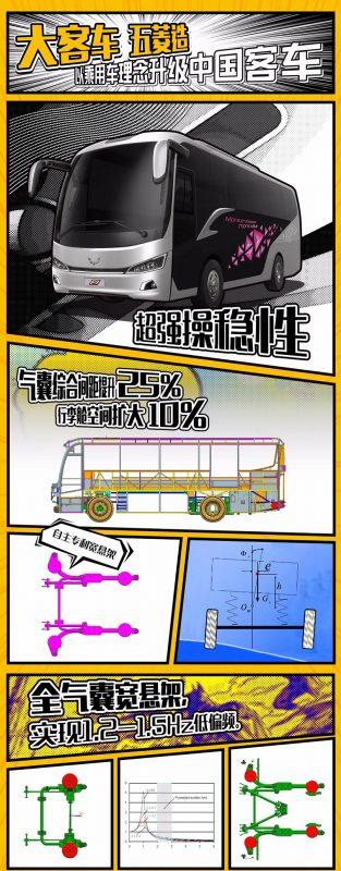 五菱F9慧巴客车超大舒适空间
