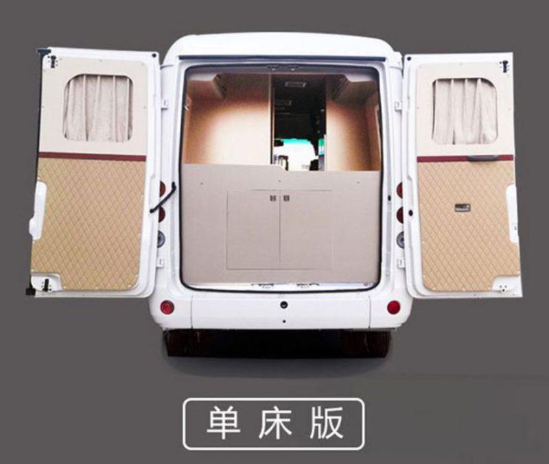 单床五菱房车