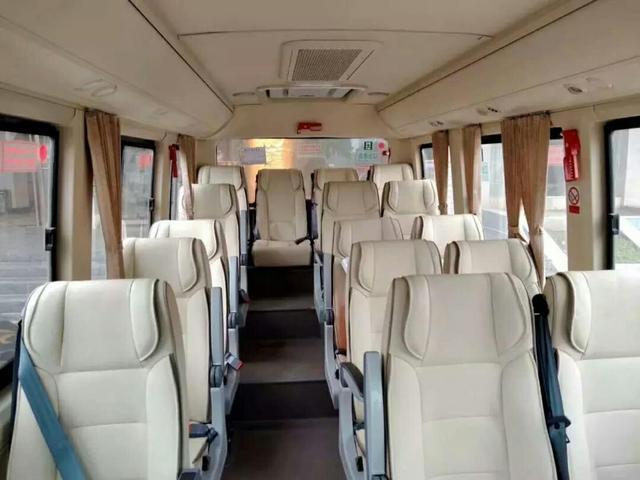五菱客运车内饰座椅