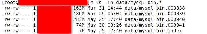 mysql日志文件在哪个目录,mysql清理binlog日志,mysql删除二进制日志,mysql自动清除7天,30天,60天日志