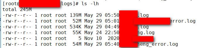 nginx日志配置,nginx日志在哪里,nginx日志清理,nginx日志切割,按天分割,自动删除30天,66天,90天日志