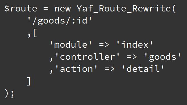 yaf路由Failed opening controller script,yaf3.3.2 Rewrite路由报错Failed opening controller script